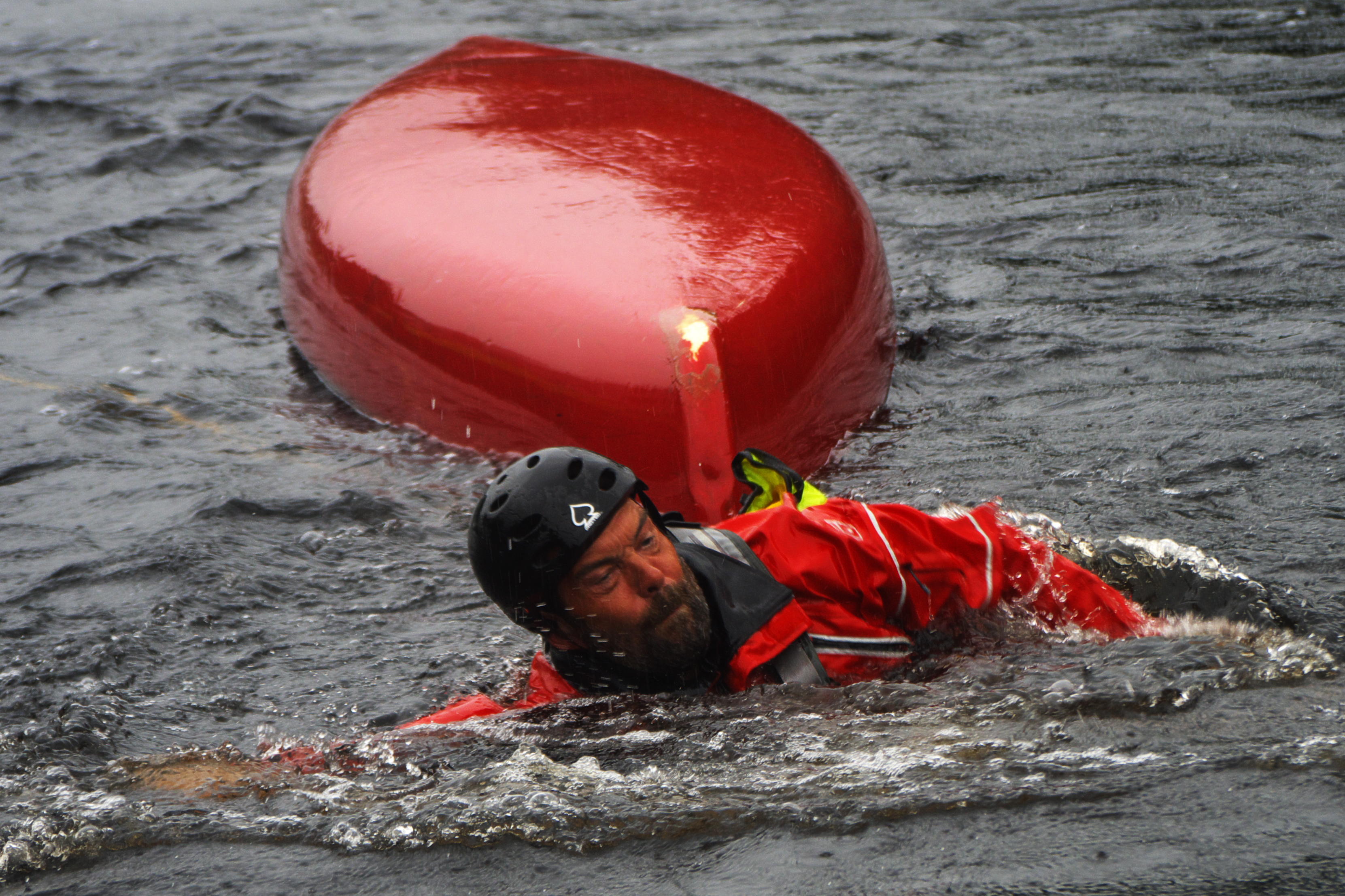 Advanced WWSR for Canoes @ Inchree | Barnard Castle | England | United Kingdom