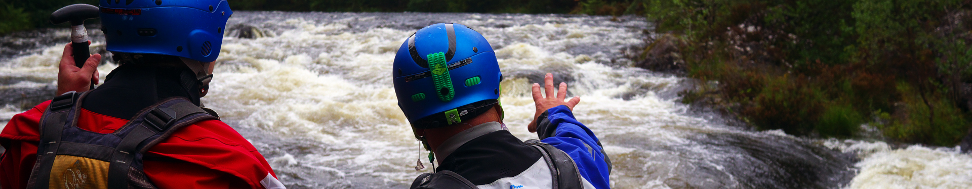 White Water Leader Assessment with Refresher OC1 and White Water Kayak (formerly 4 Star) @ Grandtully | Grandtully | Scotland | United Kingdom