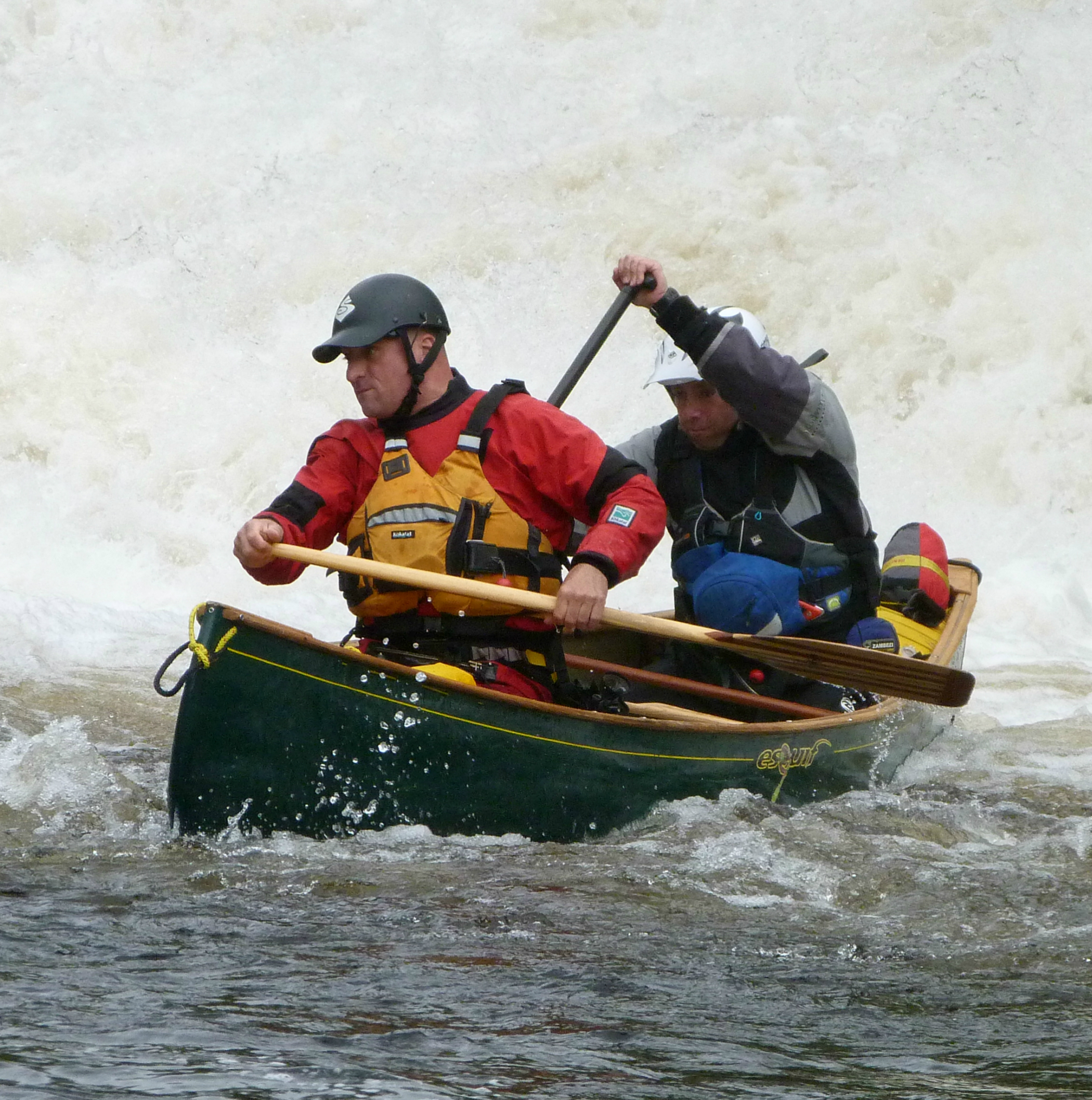 Canoe Leader Assessment with Refresher (formerly 4 Star) @ Barnard Castle, the Sills | United Kingdom
