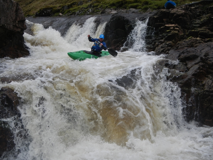 British Canoeing Advanced White Water Leader (formerly 5 Star) Training, Refresher and Assessment Programme (WW Kayak, C1 and OC1) @ Fort William area | Inchree | Scotland | United Kingdom